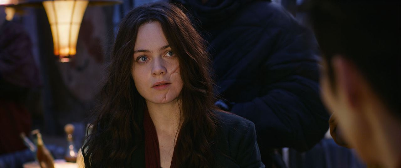 Mortal Engines : Photo Hera Hilmar