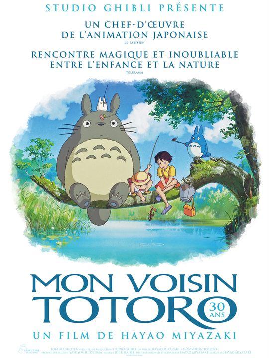 Mon voisin Totoro : Affiche