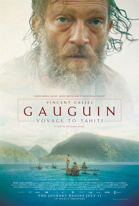 Gauguin - Voyage de Tahiti : Affiche