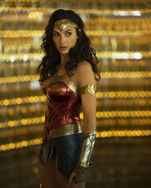 Wonder Woman 1984 : Photo Gal Gadot