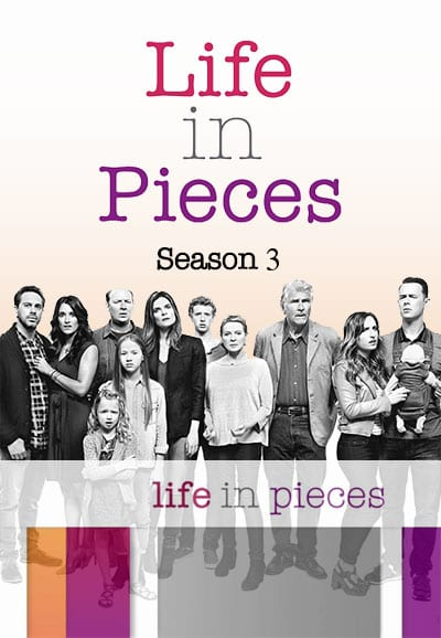 Life In Pieces S03 E01