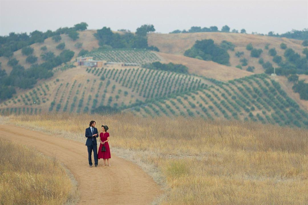 Destination Wedding : Photo Keanu Reeves, Winona Ryder