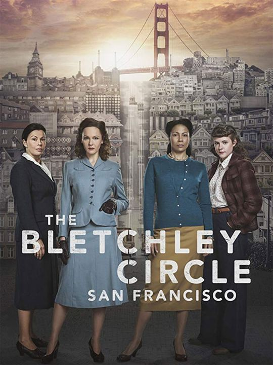 The Bletchley Circle: San Francisco : Affiche