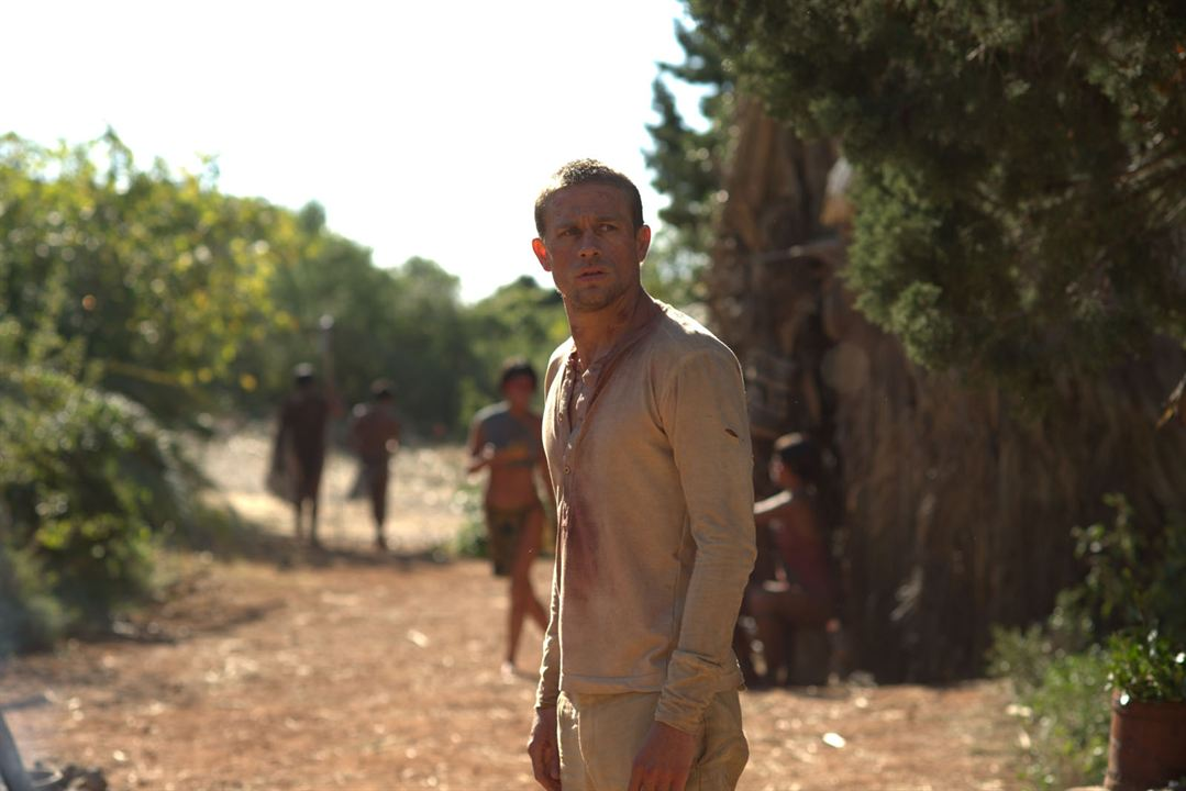 Papillon : Photo Charlie Hunnam