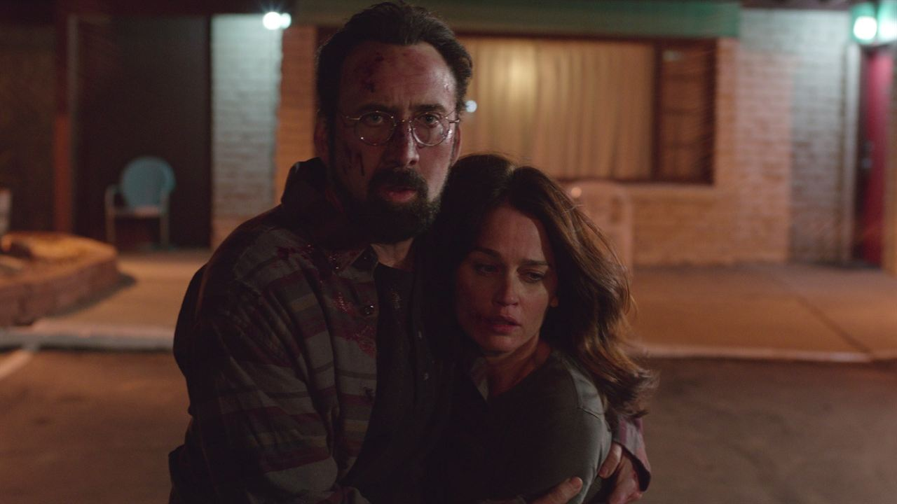 The Watcher : Photo Nicolas Cage, Robin Tunney