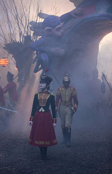 Casse-noisette et les quatre royaumes : Photo Mackenzie Foy