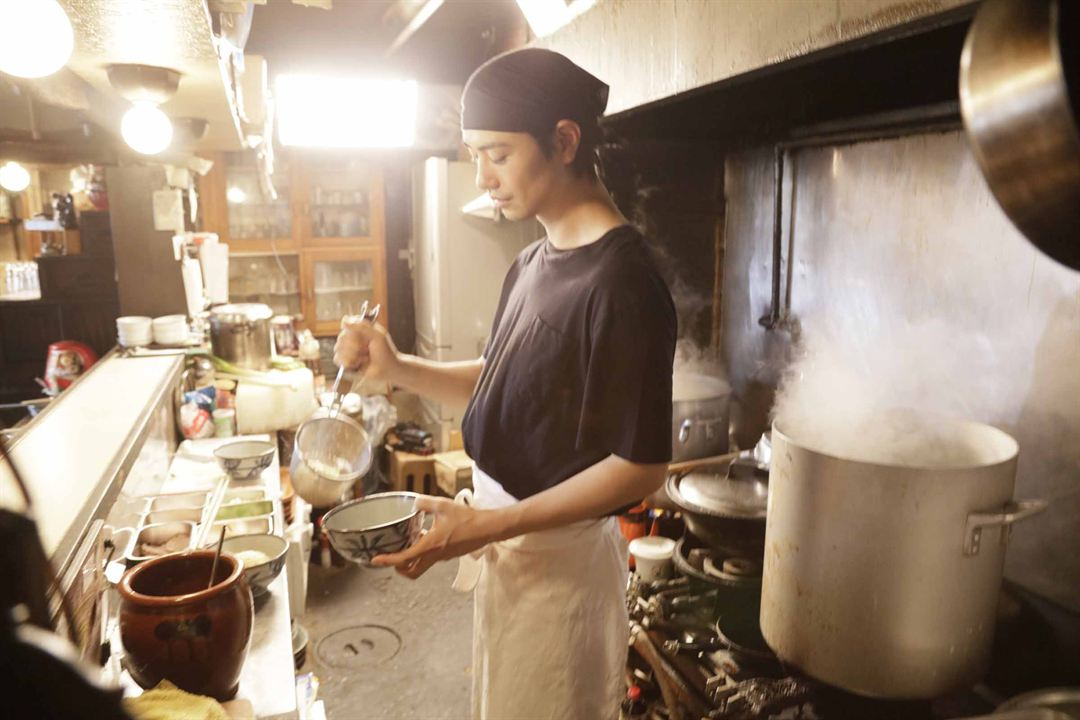 La Saveur des ramen : Photo Takumi Saitoh