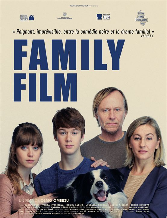 Family Film : Affiche