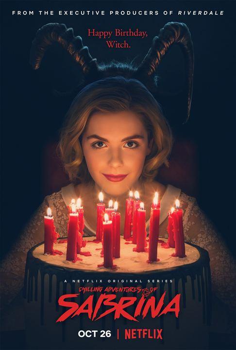 Les Nouvelles aventures de Sabrina : Affiche