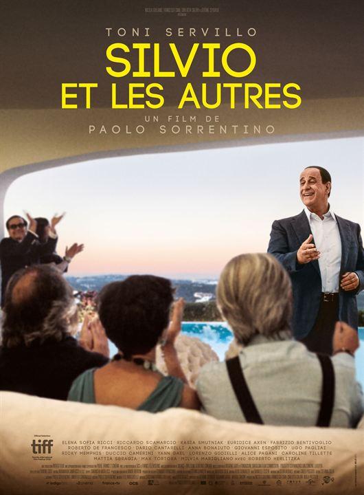Silvio et les autres : Affiche