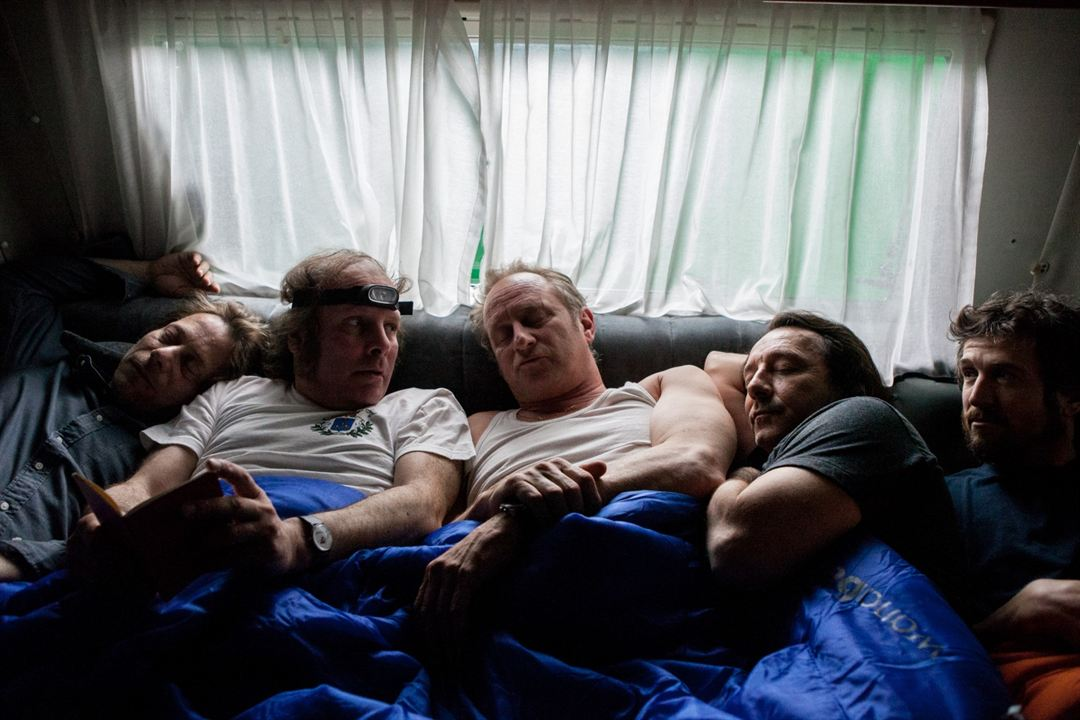 Le Grand Bain : Photo Benoît Poelvoorde, Guillaume Canet, Jean-Hugues Anglade, Mathieu Amalric, Philippe Katerine