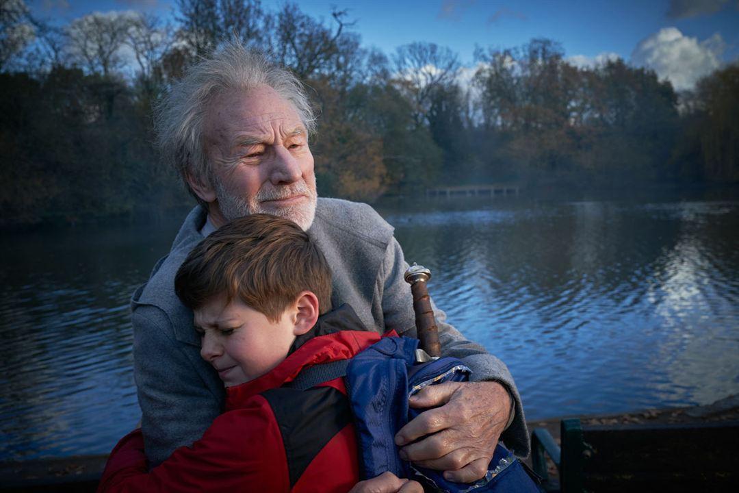 Alex, le destin d'un roi : Photo Louis Serkis, Patrick Stewart