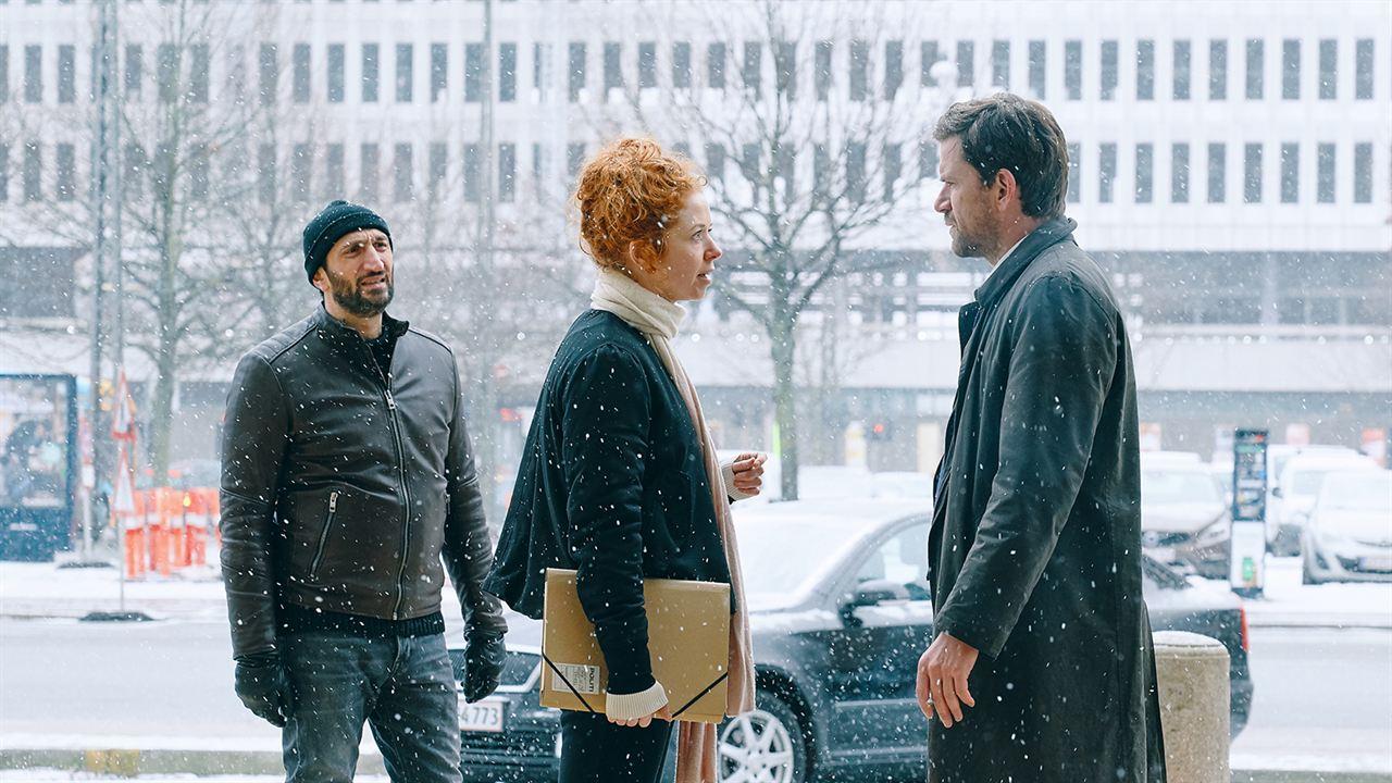 Photo Fares Fares, Johanne Louise Schmidt, Nikolaj Lie Kaas