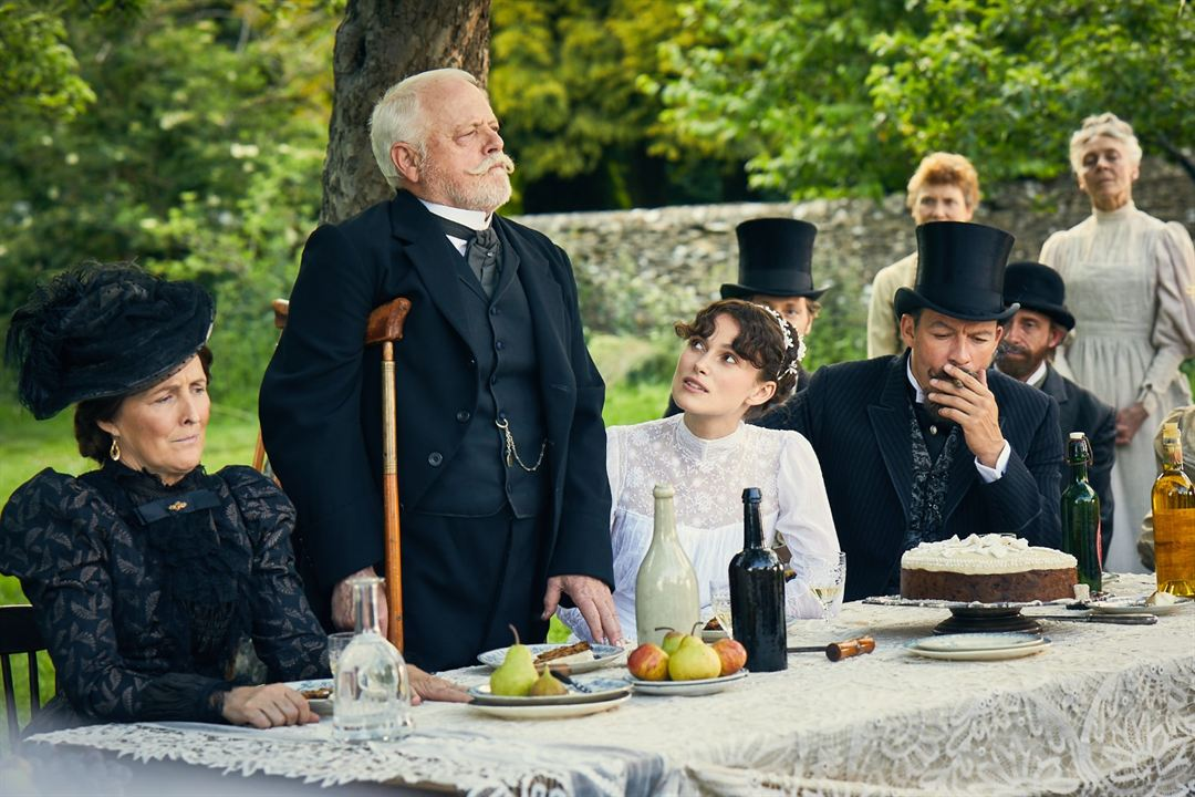 Colette : Photo Dominic West, Fiona Shaw, Keira Knightley, Robert Pugh