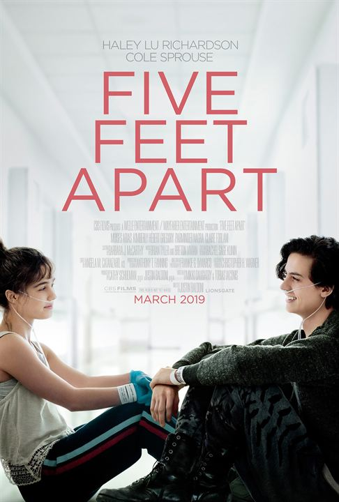Five Feet Apart : Affiche