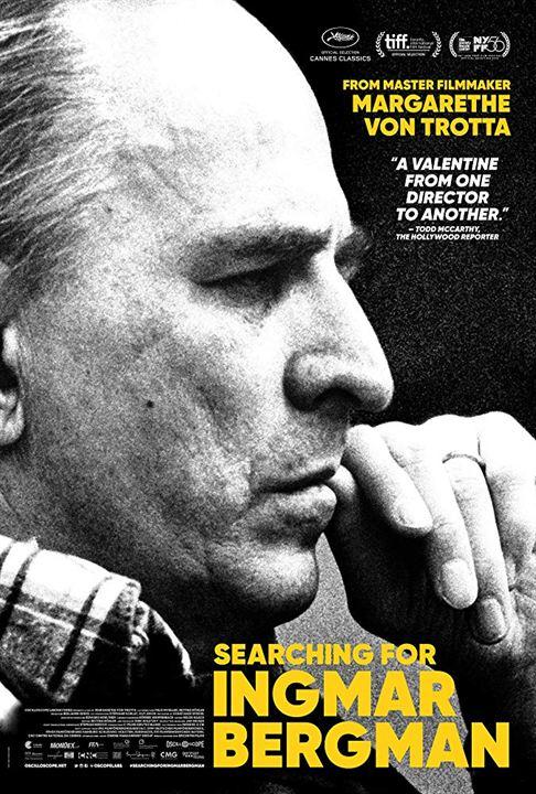 À la recherche d'Ingmar Bergman : Affiche