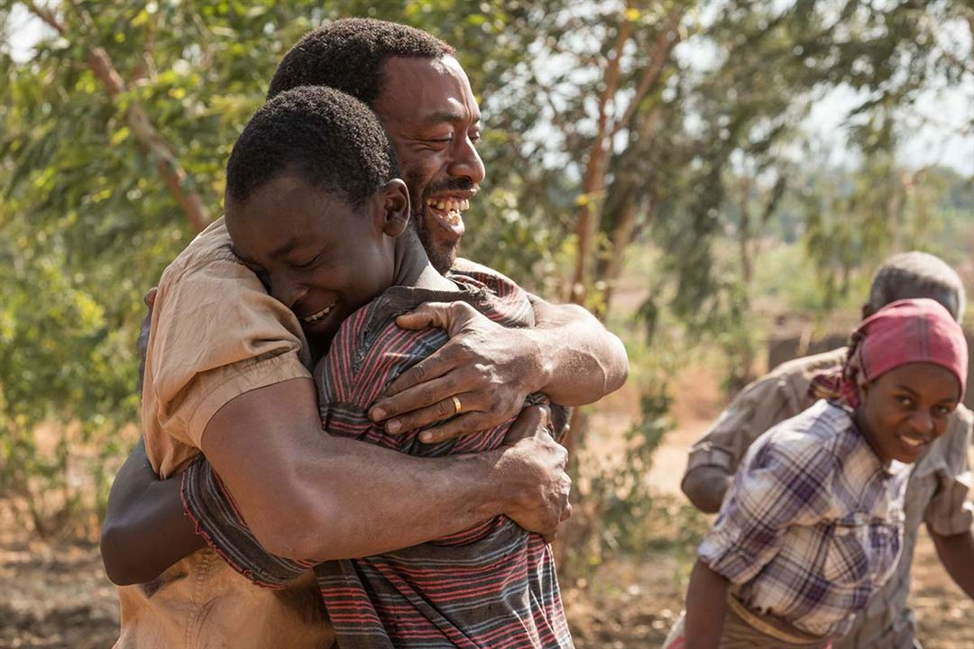 Le Garçon qui dompta le vent : Photo Chiwetel Ejiofor, Maxwell Simba