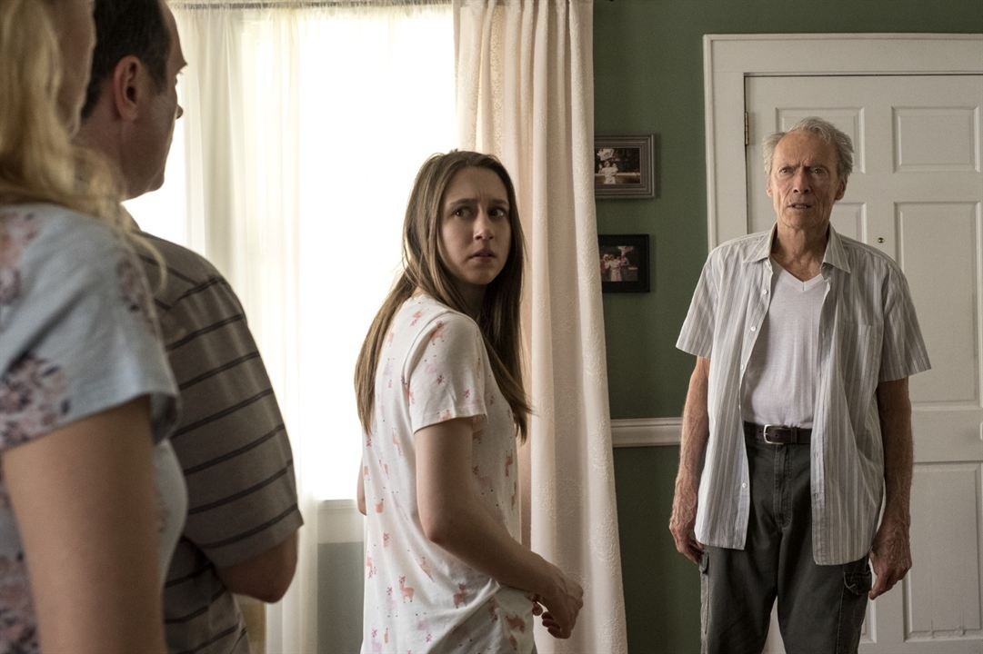 La Mule : Photo Clint Eastwood, Taissa Farmiga