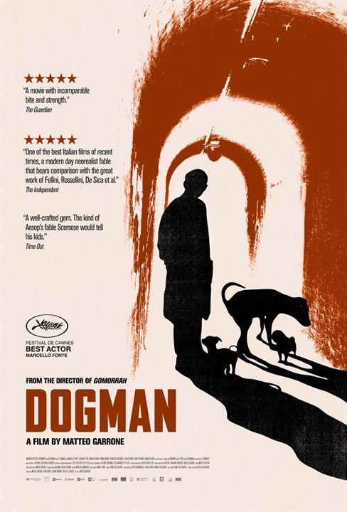 Dogman : Affiche