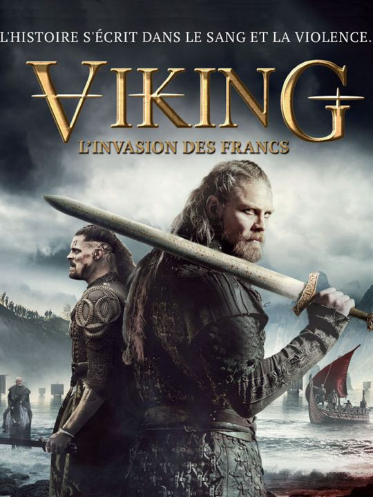 Viking - L'invasion des Francs : Affiche