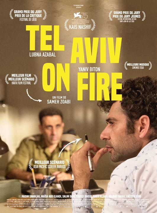 Tel Aviv On Fire : Affiche