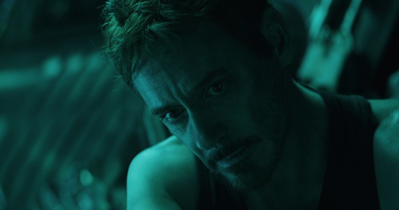 Avengers: Endgame : Photo Robert Downey Jr.