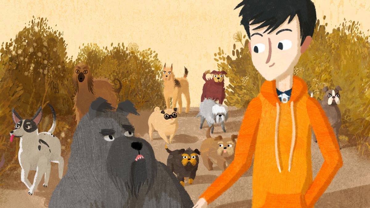 """Résultat de recherche d'images pour """"jacob et les chiens qui parlent"""""""