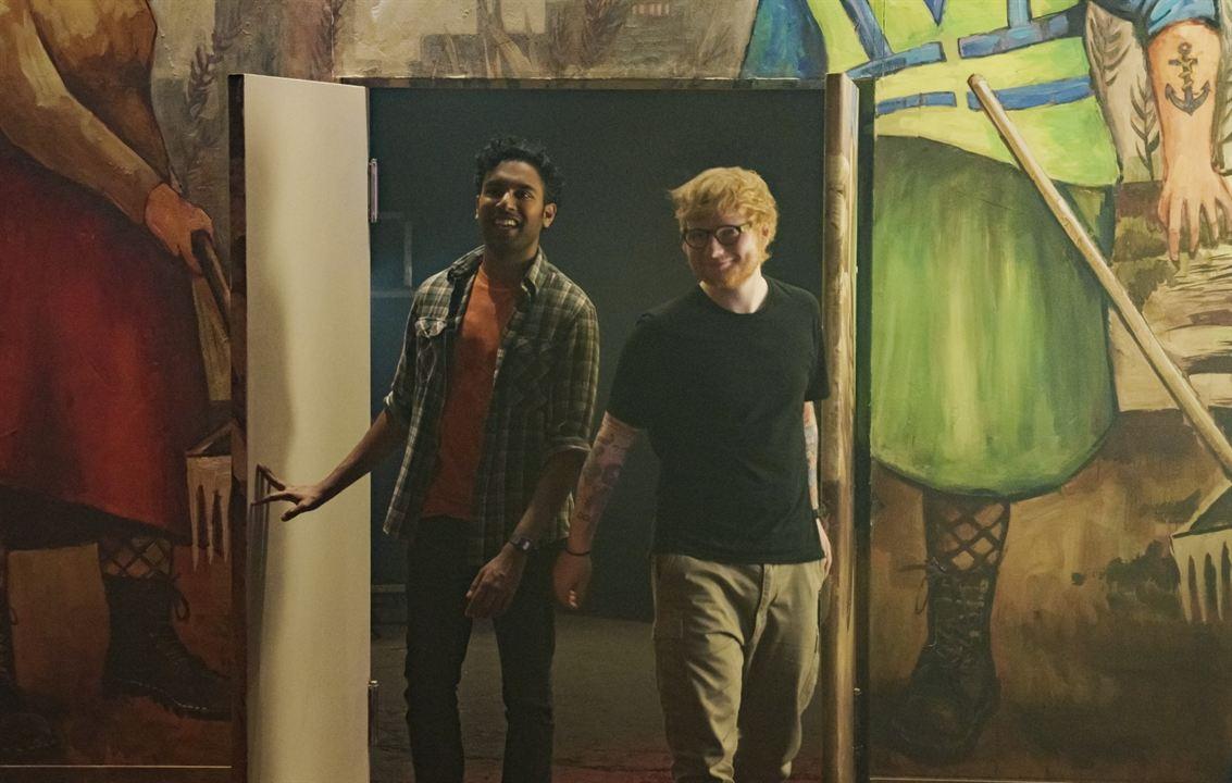 Yesterday : Photo Ed Sheeran, Himesh Patel