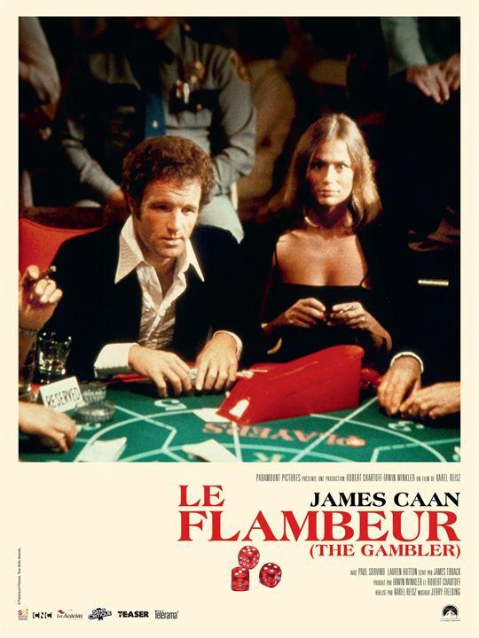 Le Flambeur : Affiche