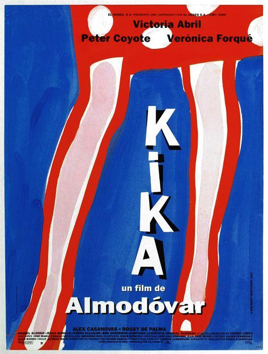 Kika : Affiche