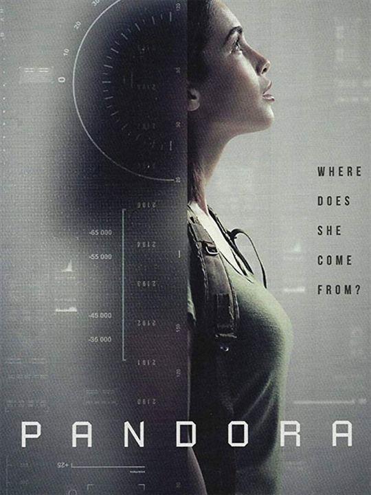 Pandora : Affiche