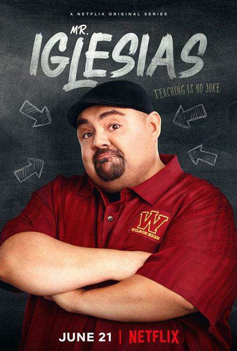 Mr. Iglesias : Affiche