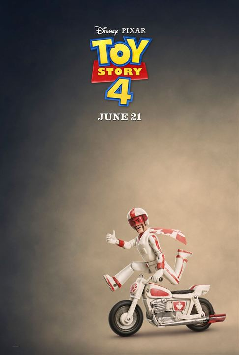 Toy Story 4 : Affiche