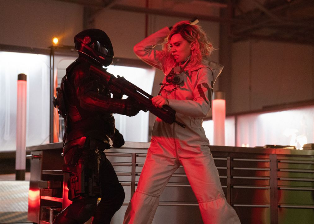 Fast & Furious : Hobbs & Shaw : Photo Vanessa Kirby