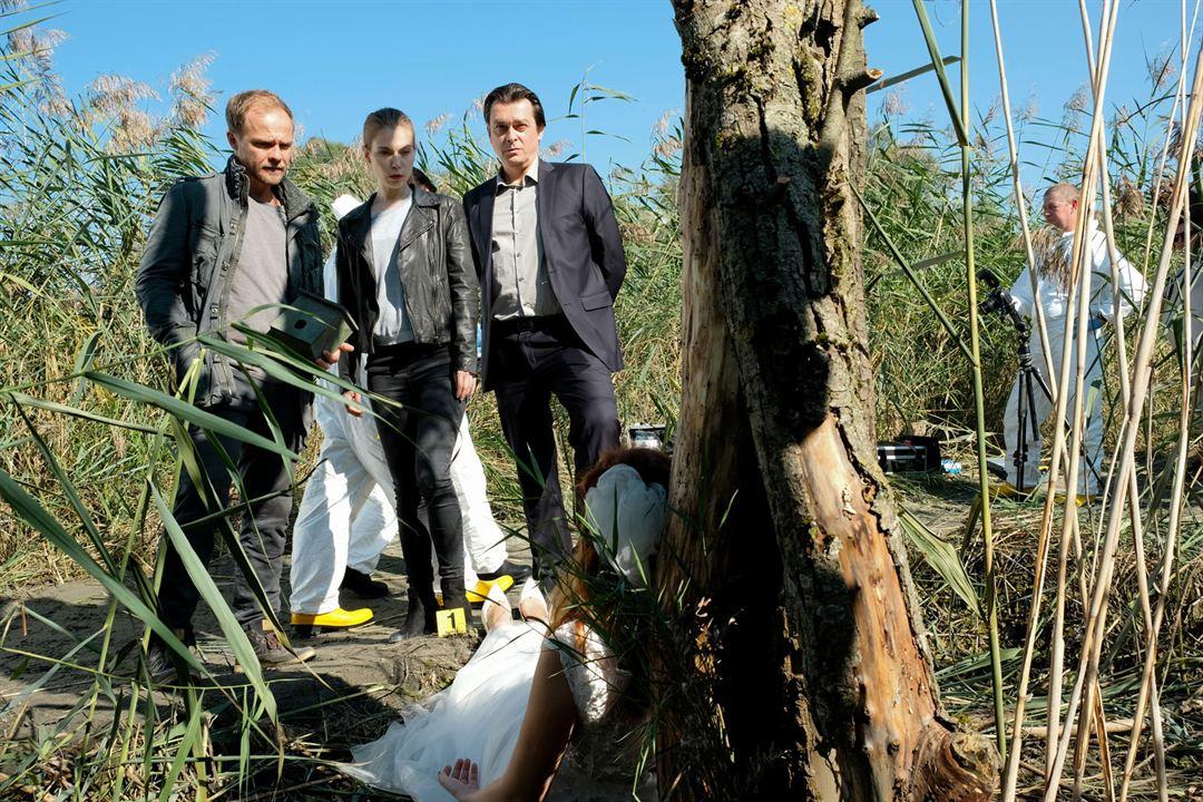 Photo Hary Prinz, Matthias Koeberlin, Nora von Waldstätten, Sina Reiß