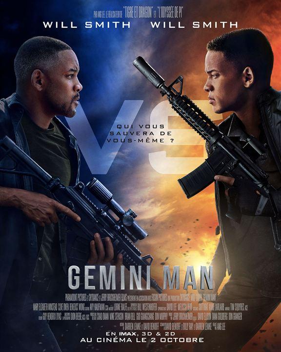 Gemini Man : Affiche