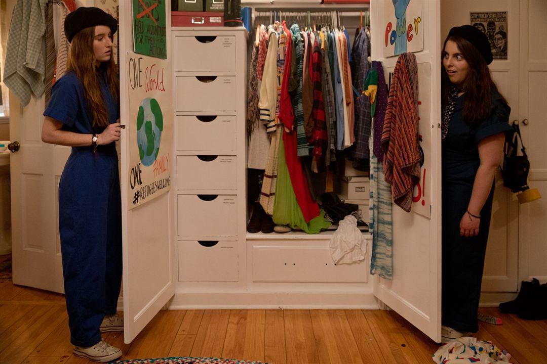 Booksmart : Photo Beanie Feldstein, Kaitlyn Dever