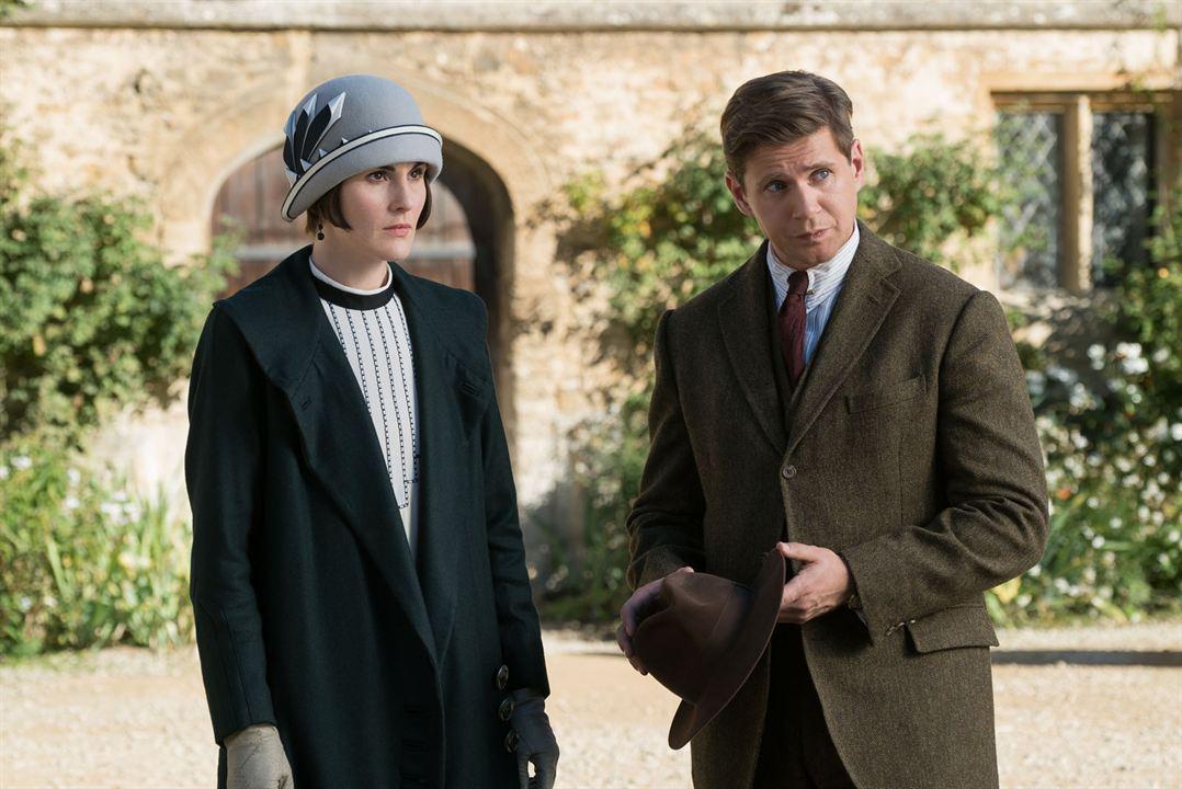 Downton Abbey : Photo Matthew Goode, Michelle Dockery