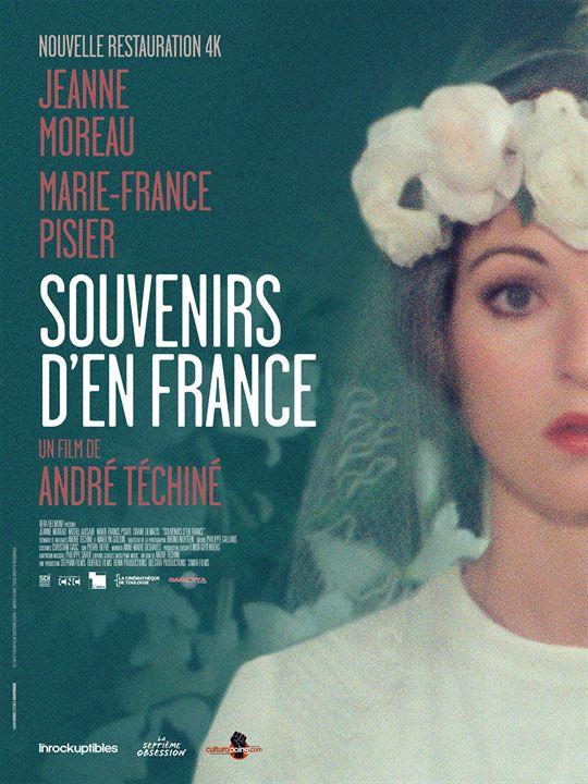 Souvenirs d'en France : Affiche