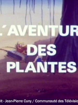 L'Aventure des plantes : Affiche