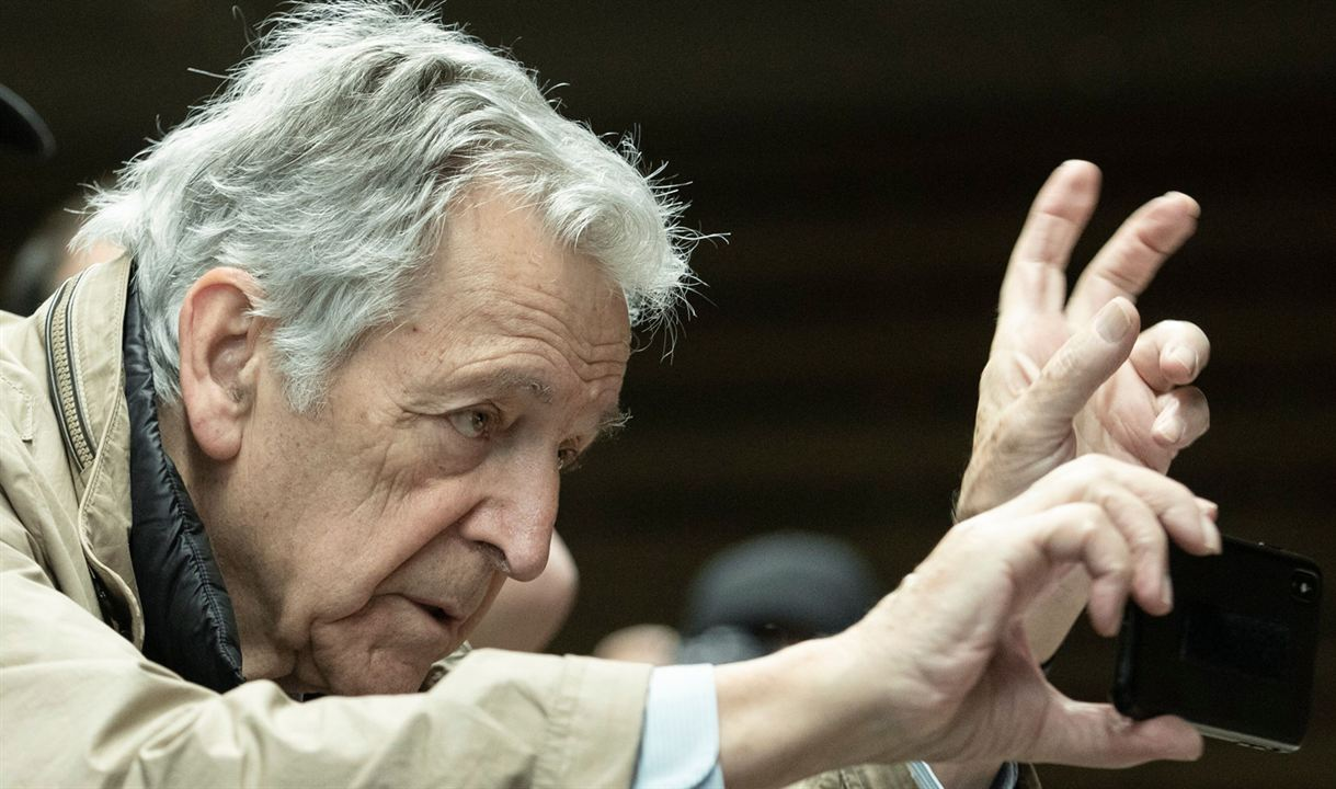 Adults in the Room : Photo Costa-Gavras