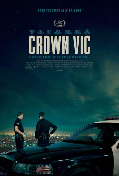 Crown Vic : Affiche