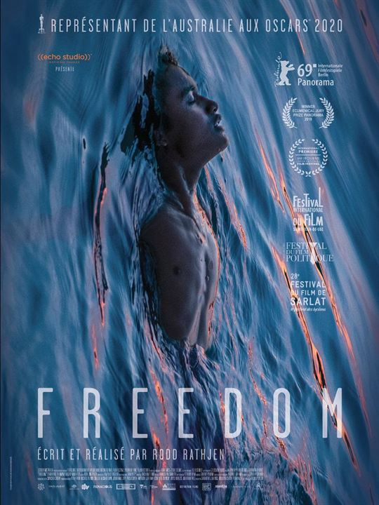 Freedom : Affiche