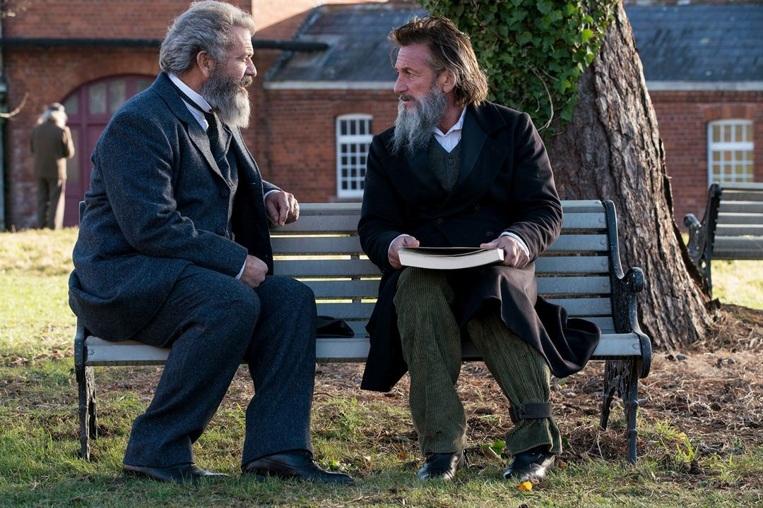 The Professor And The Madman : Photo Mel Gibson, Sean Penn