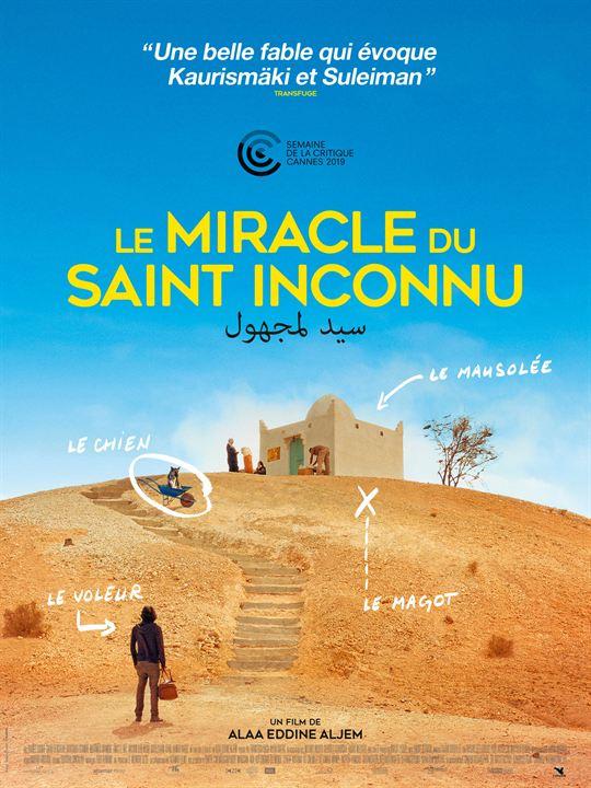 Le Miracle du Saint Inconnu : Affiche