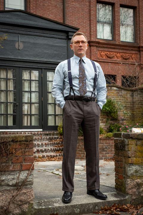 À couteaux tirés : Photo Daniel Craig