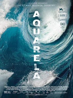 Aquarela - L'Odyssée de l'eau : Affiche