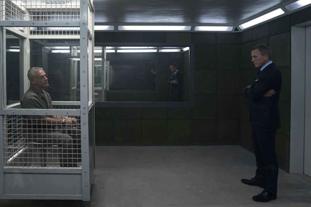 Mourir peut attendre : Photo Christoph Waltz, Daniel Craig