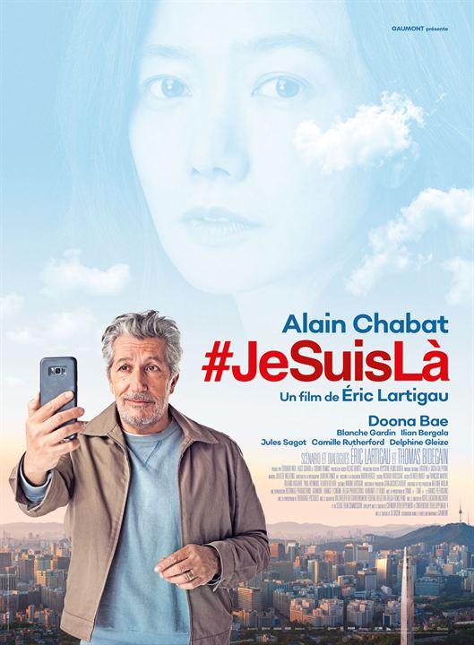 #Jesuislà : Affiche