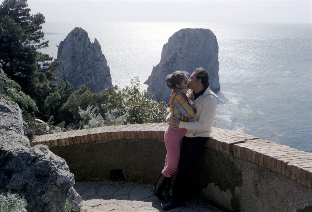Dernier amour : Photo Ornella Muti, Ugo Tognazzi